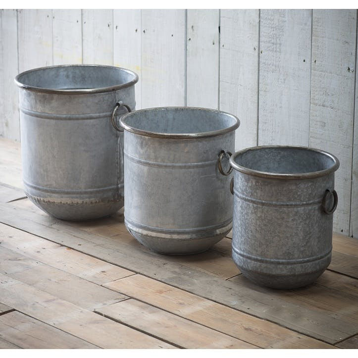Malmesbury Set of 3 Planters