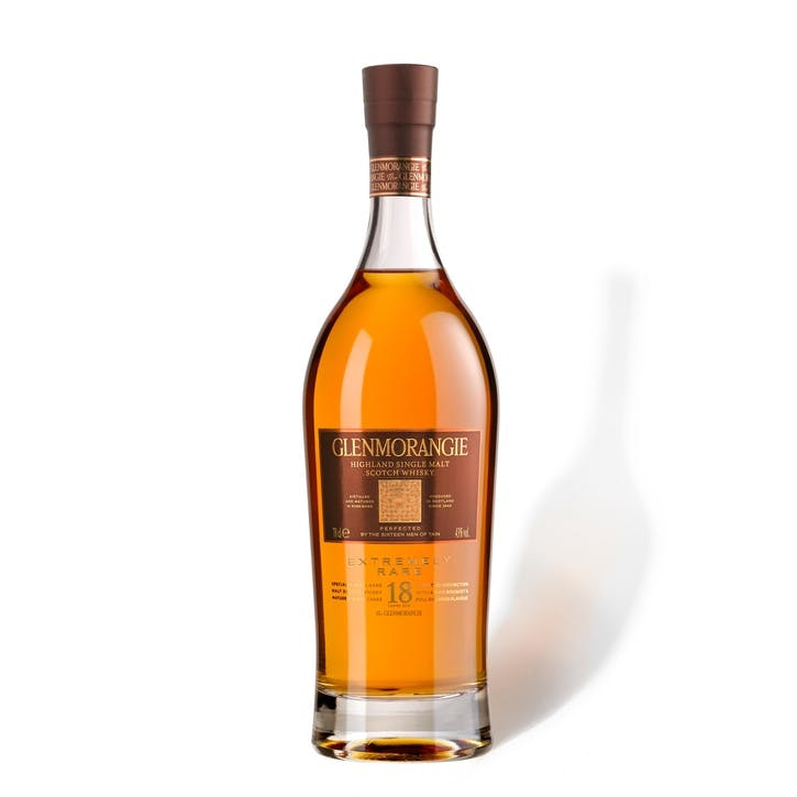 Glenmorangie 18 Year Old - Bottle