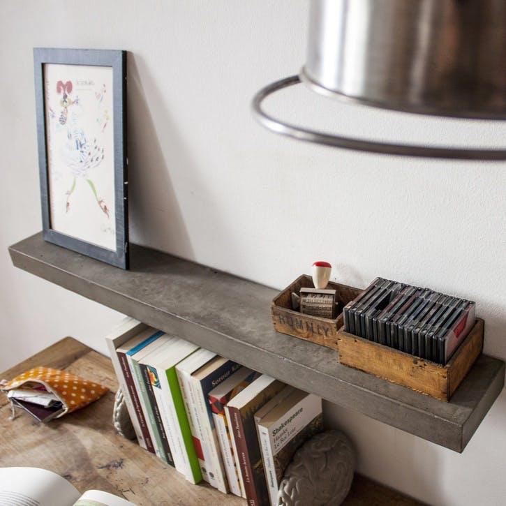 Monobloc Sliced Shelf