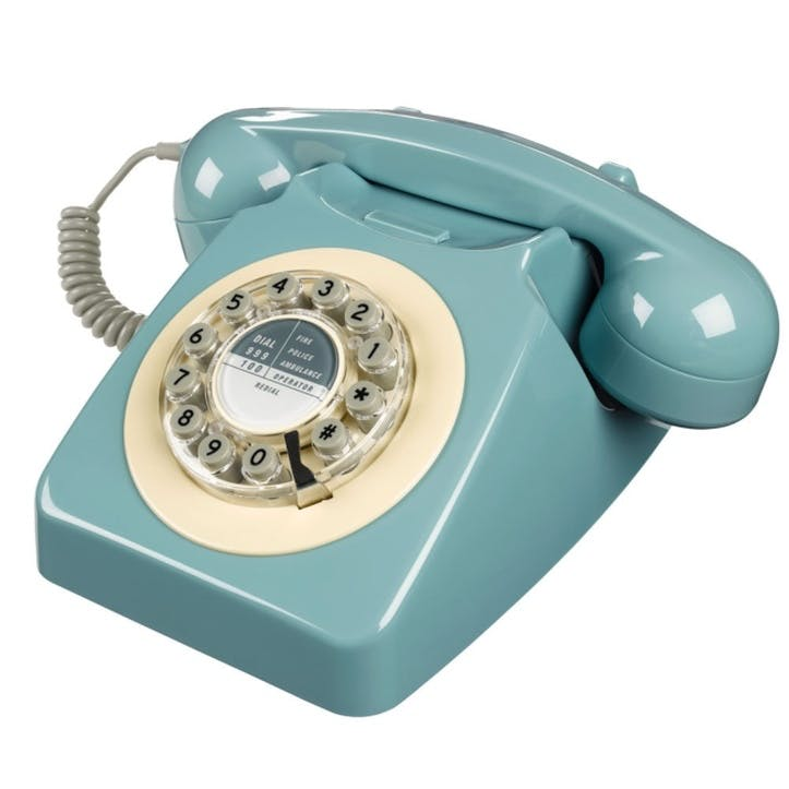 Series 746 Phone, French Blue