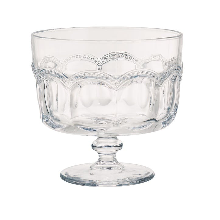 Pearl Ridge Large Trifle Bowl