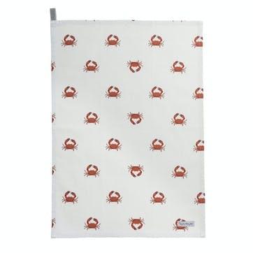 'Crab' Tea Towel
