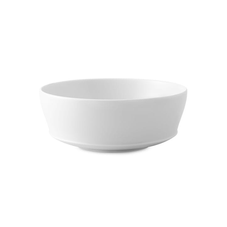 Crown White Cereal Bowl