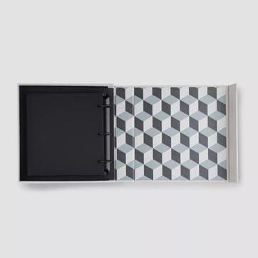 Happy Days Photo Album, Grey