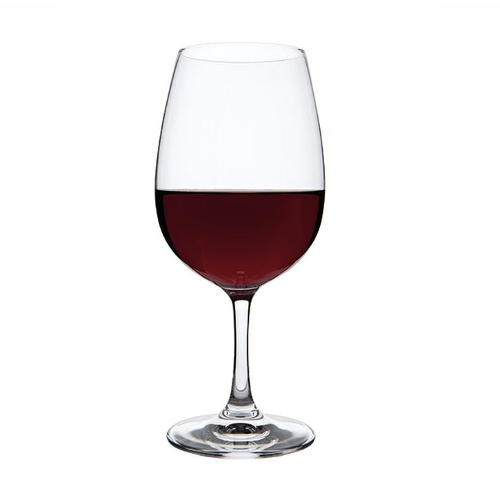Drink Red Wine Glasses, Set of 6