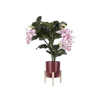 Standing Ceramic Planter