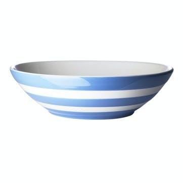 Serving Bowl, 31cm, Blue