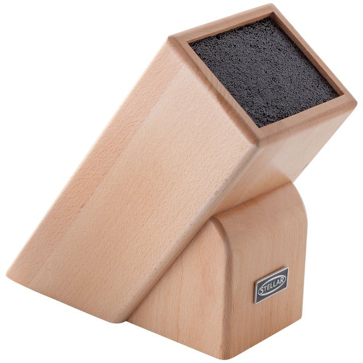 Universal Knife Block, Beech