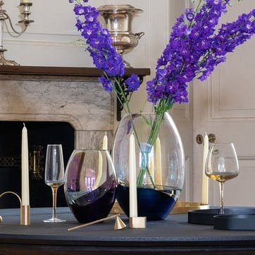 Slick Oval Vase - Small