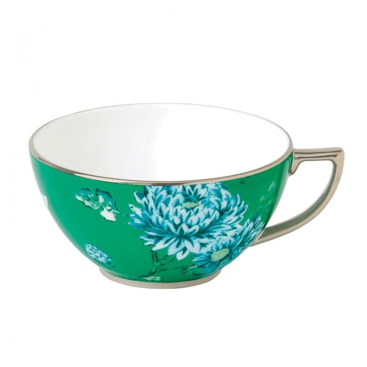 Chinoiserie Teacup, Green