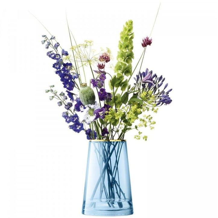 Sorbet Vase - 26cm; Spearmint