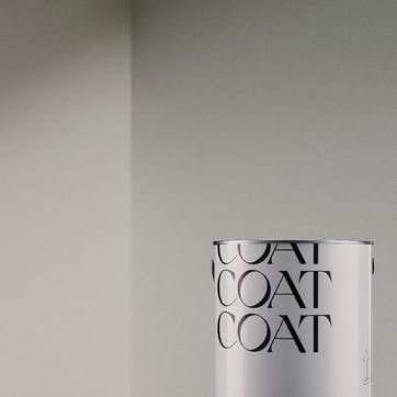 Flat Matt Wall & Ceiling Paint, Good Intentions Pale Taupe 2.5L