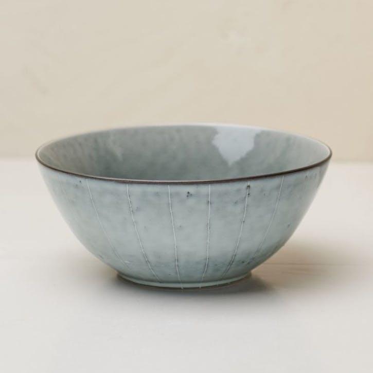 Bao Serving Bowl; Grey