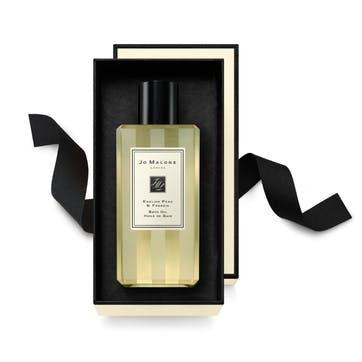Bath Oil, English Pear & Freesia, 250ml