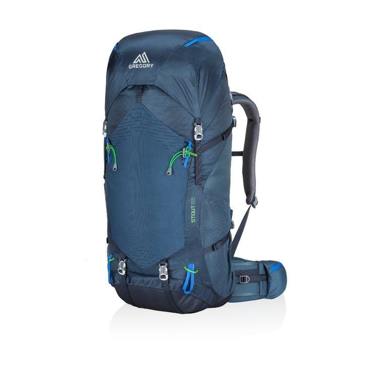 Stout Men's Backpacking Backpack, 65 Litres