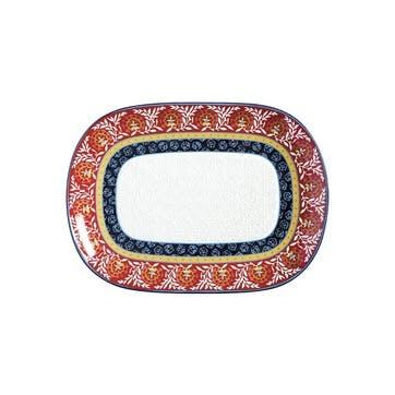 Boho Oblong Platter, Large