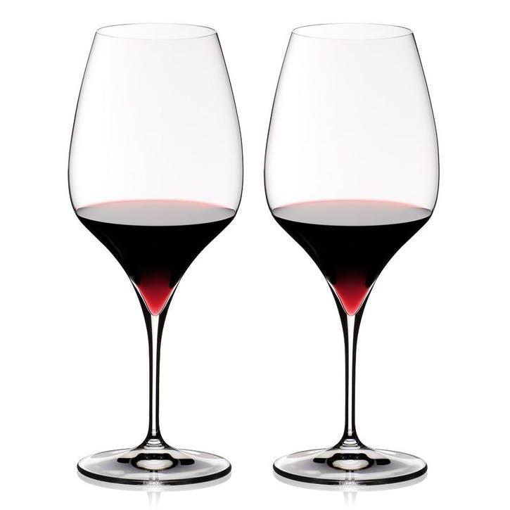 Vitis Cabernet Glass, Set Of 2