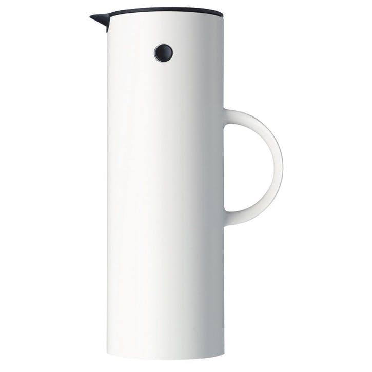 EM77 Vacuum Jug, White