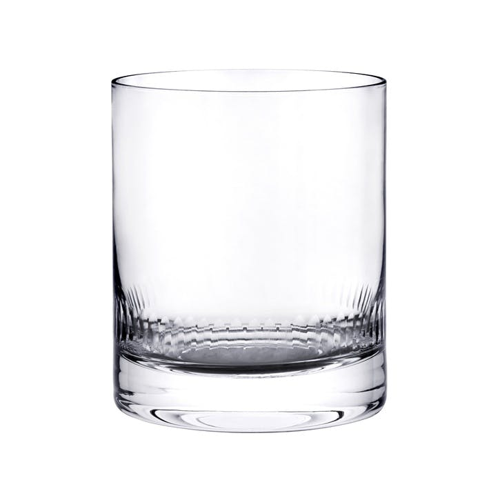 Spears Crystal Whisky Glasses, Set of 2
