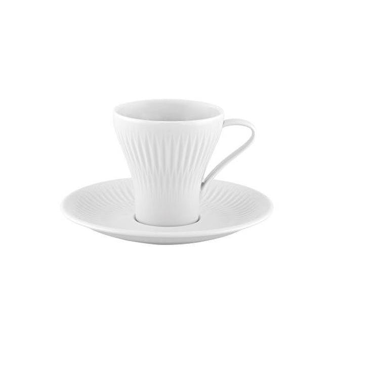 Utopia Coffee Cup & Saucer