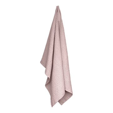 Waffle Towel And Blanket, L150 x W100cm, Pale Rose