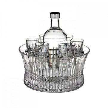 Lismore Diamond Vodka Set