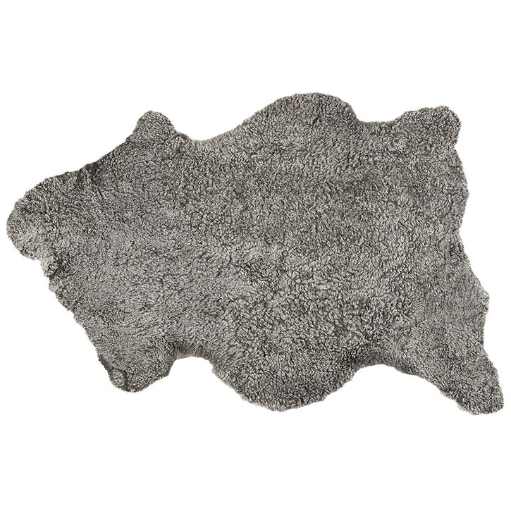 Ella Sheepskin, Grey Graphite