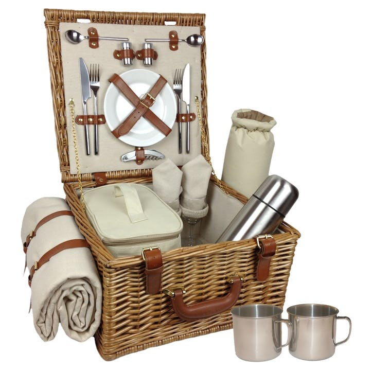 Deluxe 2 Person Hamper