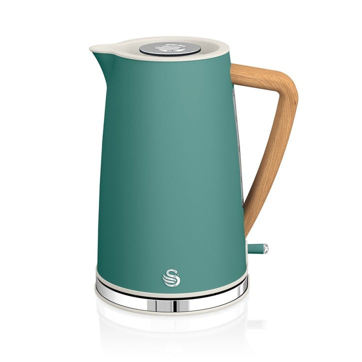 Nordic Cordless Kettle, Pine Green