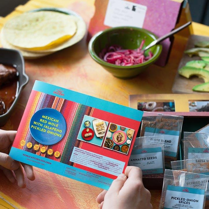 World Kitchen Explorer Subscription 6 months
