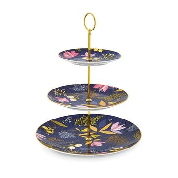 Orchard, Cake Stand, 3 Tier