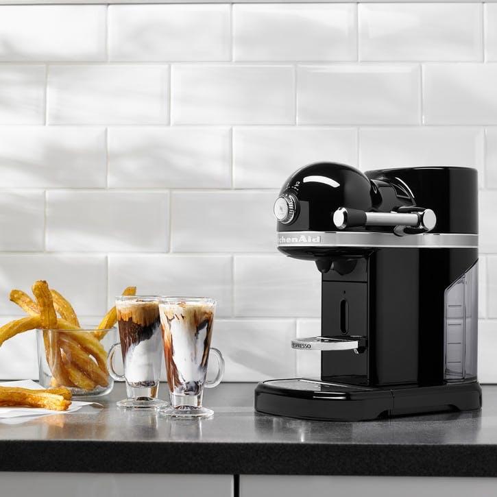 Artisan Nespresso; Onyx Black