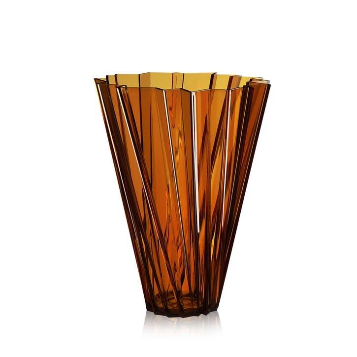 Shanghai, Vase, Amber