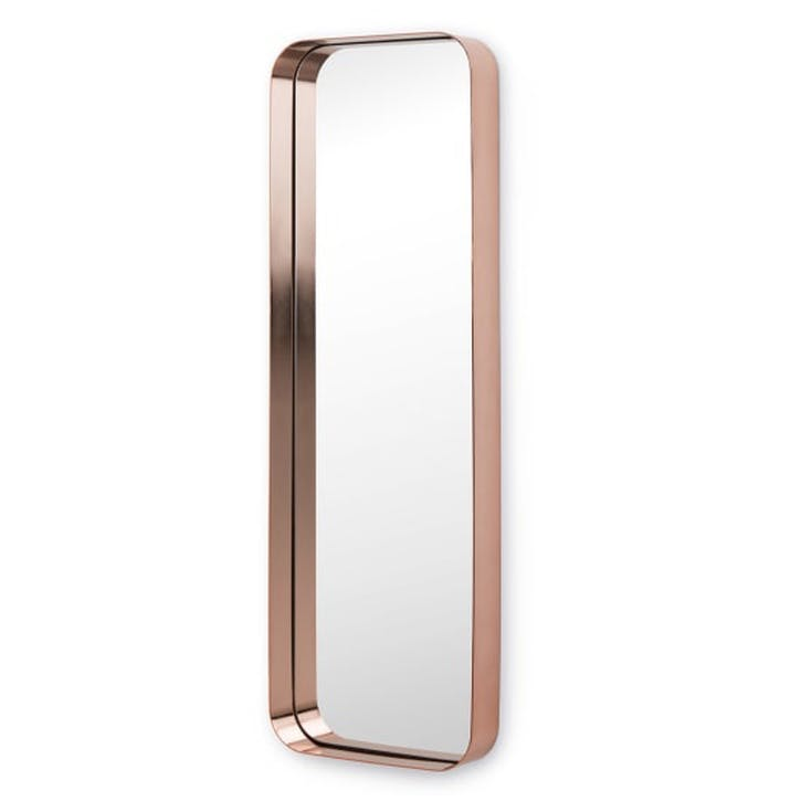 Alana Dress Mirror; 40 x 120 cm - Brushed Brass