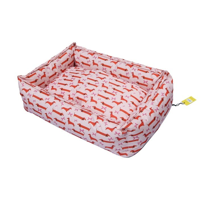 Dachshund Friends, Dog Bed Small