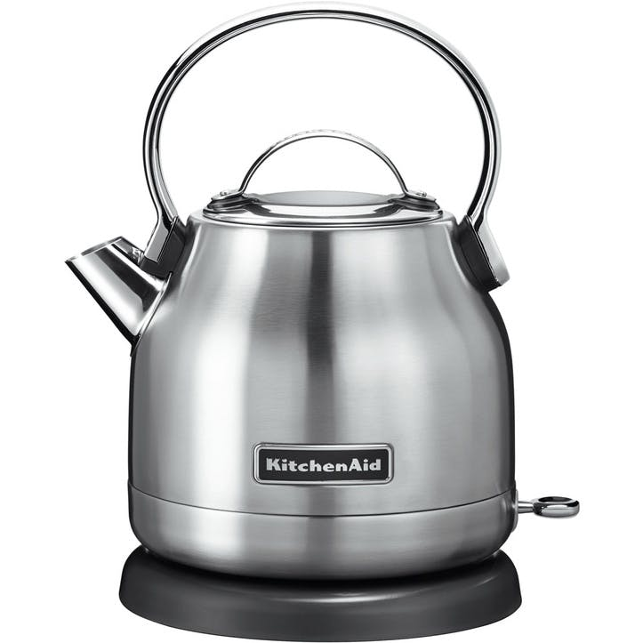 Dome Kettle; Stainless Steel