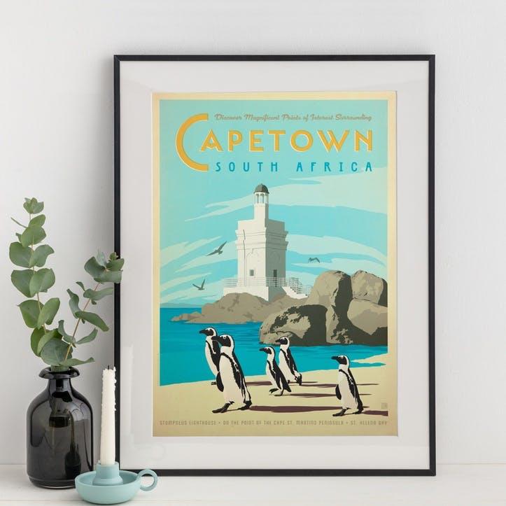 Cape Town Print