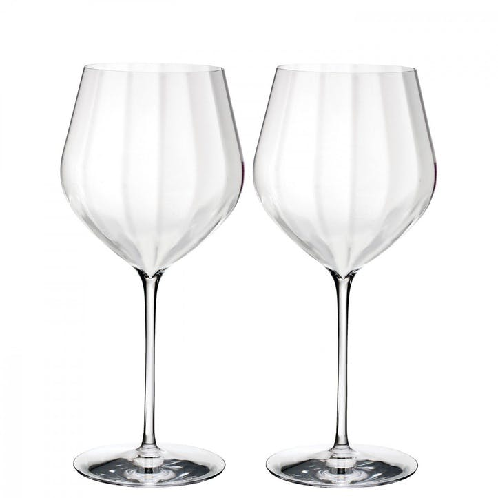 Elegance Optic Cabernet Sauvignon Glass , Set of 2
