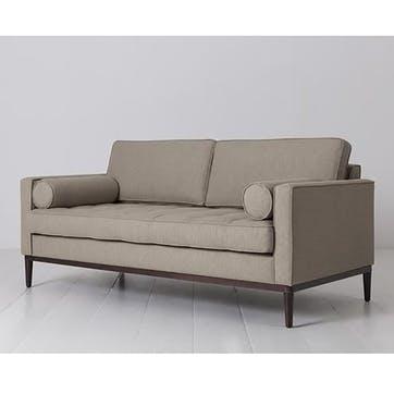 2 Seater Sofa, Model 02, Pumice
