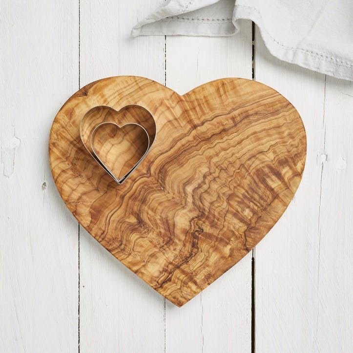 Heart Shaped Board