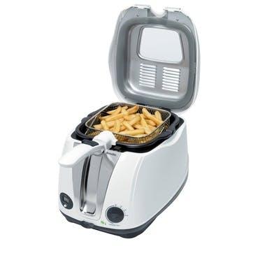 Deep Fat Fryer - 2L; Silver