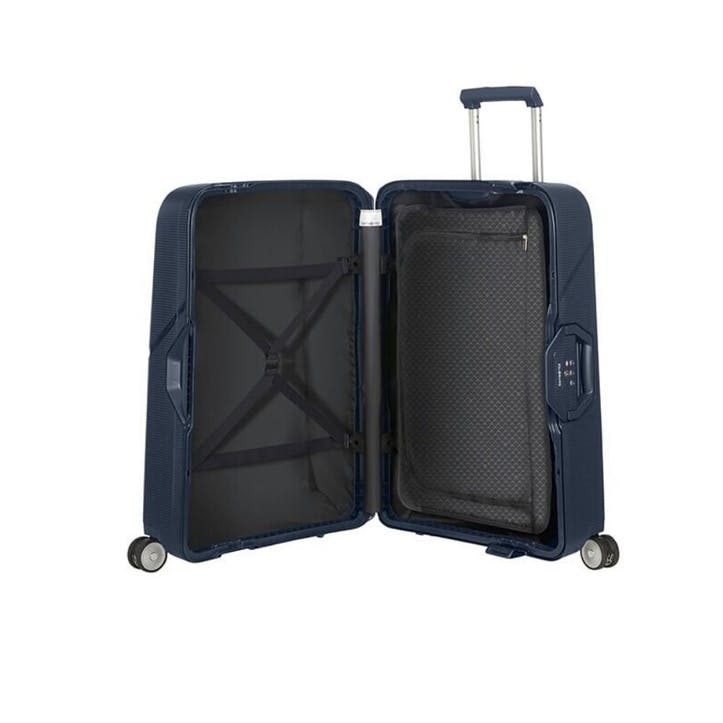 Magnum Spinner Suitcase, 75cm, Dark Blue