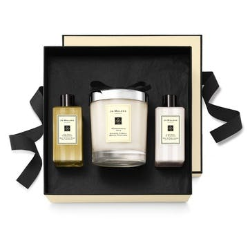 Hand Care & Home Candle Gift Set