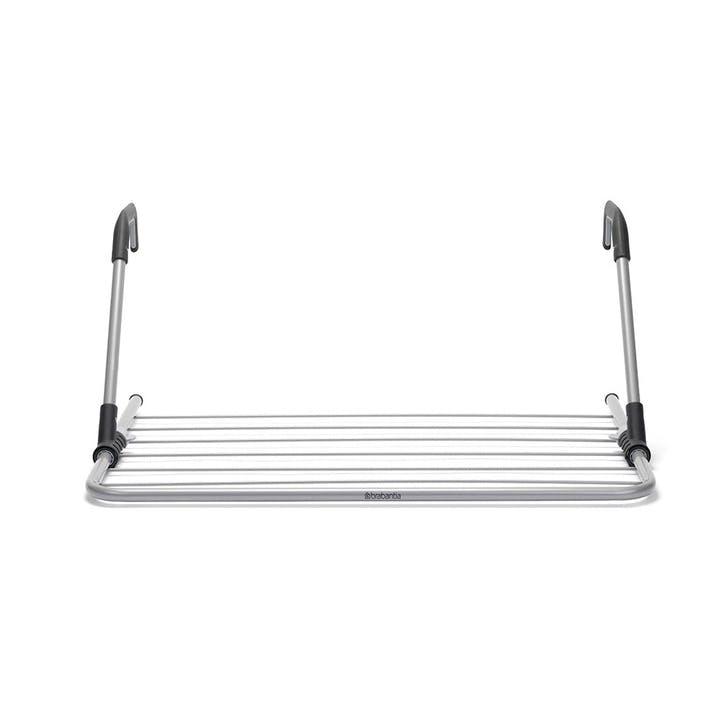 Hanging Drying Rack, 4.5m, Metallic Grey
