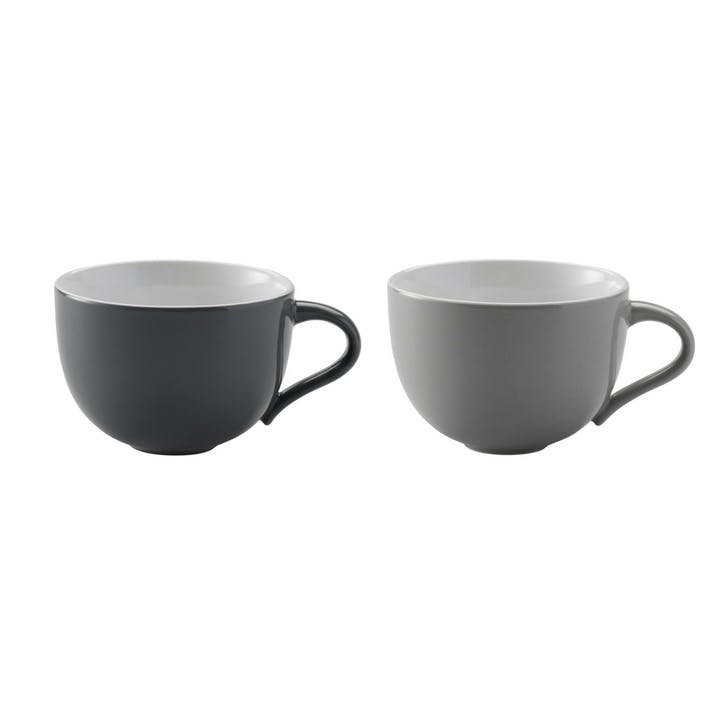 Emma Coffee Cups, Set of 2