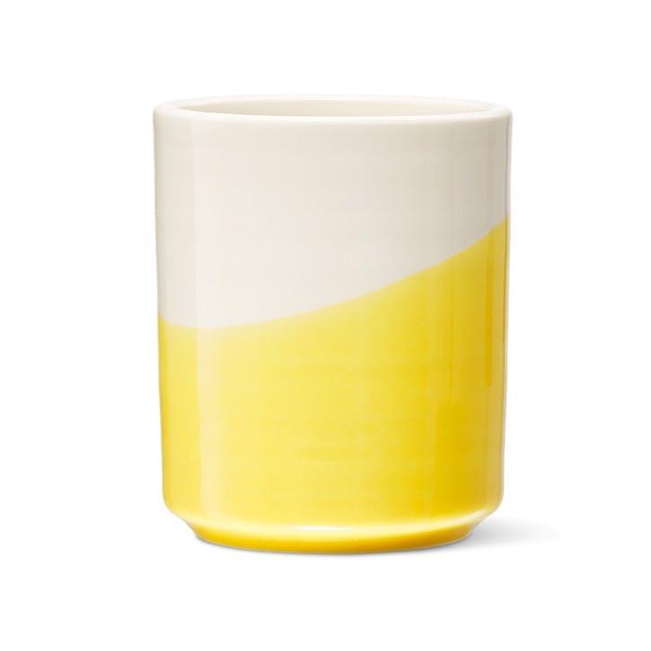 Colour Dip, Very Useful Little Pot , Yellow
