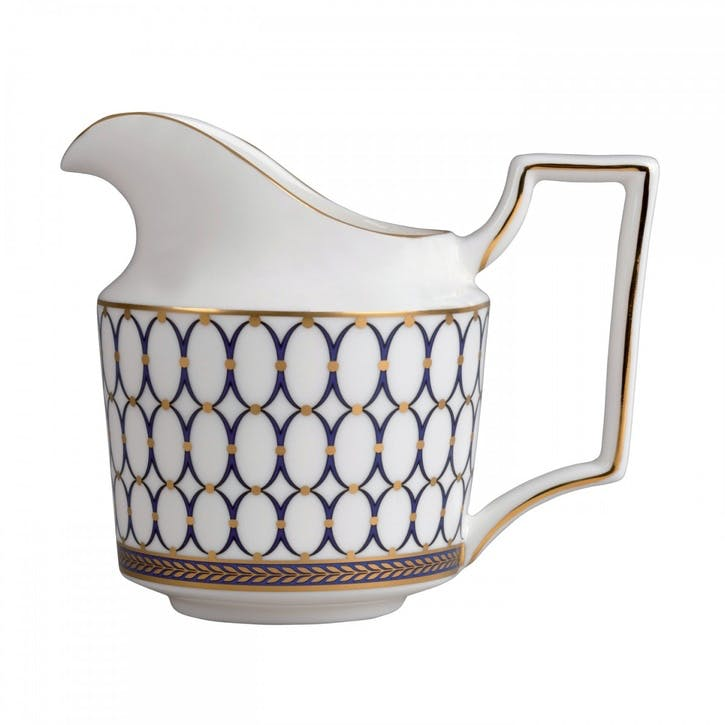 Renaissance Gold Cream Jug