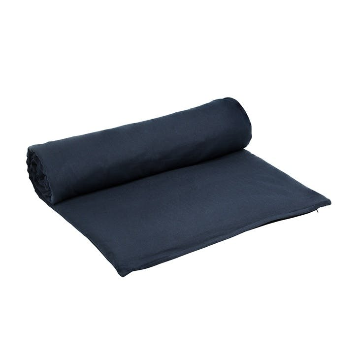 Meditation Mattress Dark Blue
