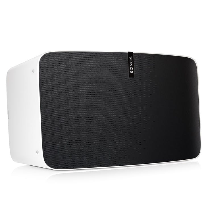 PLAY:5 Wireless Speaker; White