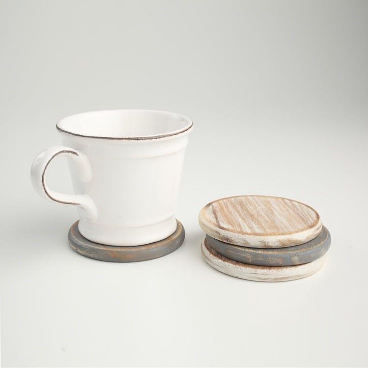 Pride of Place Mug, White